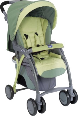 Chicco Simplicity Plus Stroller (Green)