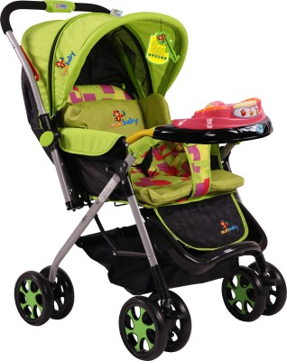Sunbaby Jumbo Stroller (Green)