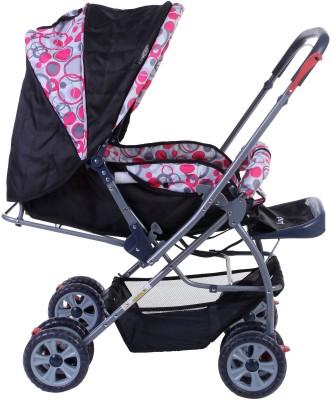 Luvlap Starshine Baby Stroller (Red)