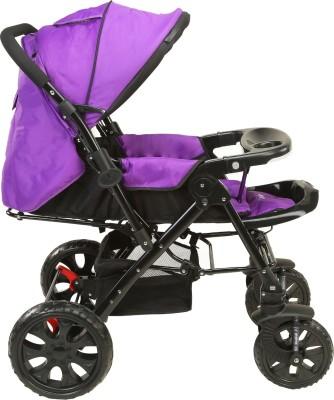 Luvlap Elegant Baby Stroller (Purple)