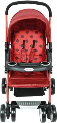 BabyOye Baby Stroller Jingles- Red (Red)