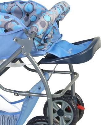 Luvlap Starshine Baby Stroller (Blue)