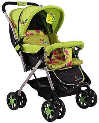 Sunbaby Jigsaw Stroller (Green)