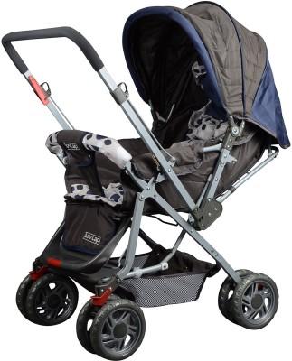 Luvlap Sunshine Baby Stroller (Blue)