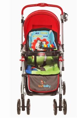 Sunbaby Stroller Brave Heart Red Lion (Red)