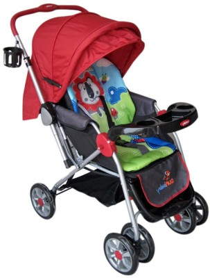 Sunbaby Stroller Brave Heart Red Lion (Red)
