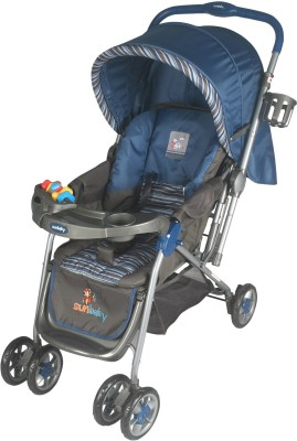 Sunbaby Tropical Travel System (Blue)