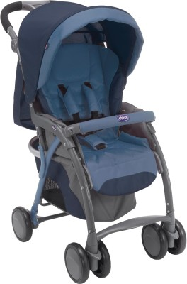 Chicco Simplicity Plus Stroller (Blue)