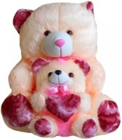 Ktkashish Toys Kashish Cute Bay With Cream Teddy Bear 25 Inch  - 25 (Cream)