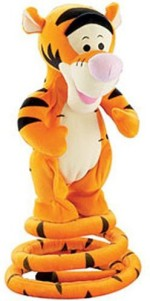 Fisher Price Soft Toys Fisher Price Winnie The Pooh Turbo Tail Tigger