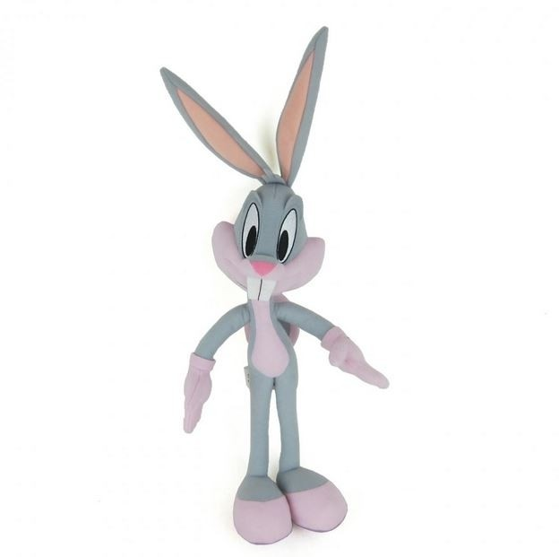 Looney Tunes Bugs Bunny Bendable 12 Inch Toy 12 Inch