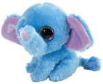 Wild Republic Soft Toys Wild Republic L'Il Sweet & Sassy Elephant Blueberry Plush