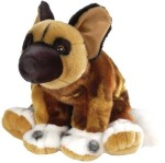 "Wild Republic Soft Toys Wild Republic African Wild Dog Cuddlekin 12"""