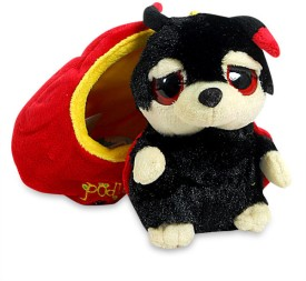 Archies Ladybird Podling Toy - 6.63 Inch