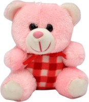 Joey Toys Love Teddy  - 6 Inch (Pink)