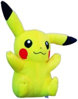 Pokemon Pikachu Plush  - 17 Inch (Yellow)