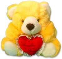 Tokenz The Cutest One : Teddy Bears  - 8 Inch (Yellow)