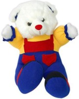 Tokenz Sweet Motley : Teddy Bears  - 14 Inch (Multicolor)