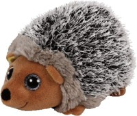 Jungly World Spike-Brown Hedgehog Reg  - 6 Inch (Multicolour)