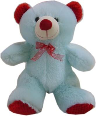 Play Toons Teddy Bear  - 16 Inch (Blue)