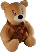 Soft Buddies Soft Toys Soft Buddies Naughty Bear with Bag 38.1 cm
