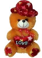 Muren 12 Inches (03) Teddy Bear Colour Brown  - 12 Inch (Brown)