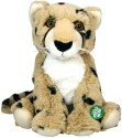 Animal Planet Plush with Sound Cheetah  - 10 inch - Multicolor