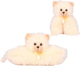 Kuddles Soft Cat Cushion Toy - 25 cm