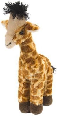 "Wild Republic Soft Toys Wild Republic Ckmini Giraffe Ba 8"" Animal Plush"
