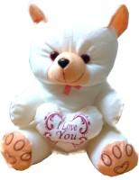 Vrk Valentine Love Teddy Bear  - 35 Inch (Beige)