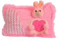 Deals India Bunny Soft Pillow  - 40 Cm (Pink)