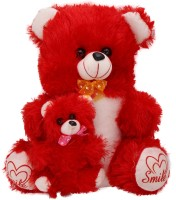 Arihant Online Red Firmly Teddy Bear  - 14 Inch (Red)