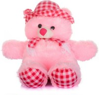 Ktkashish Toys Kashish Pink Teddy Bear  - 27 Inch (Pink)