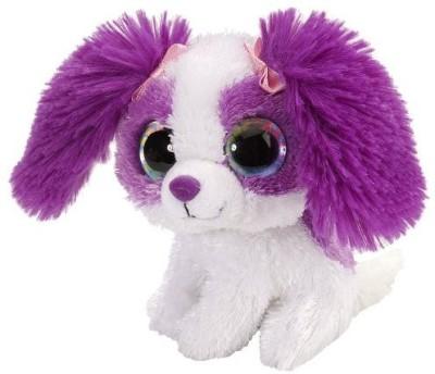 Wild Republic Soft Toys Wild Republic L'Il Sweet & Sassy Puppy Wildberry Plush