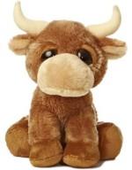 "Aurora World Soft Toys Aurora World Dreamy Eyes Ranger Bull Plush10"""