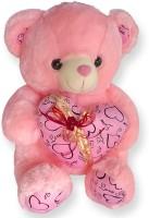 Indian Gift Bazaar Love Teddy - 16 inch: Stuffed Toy