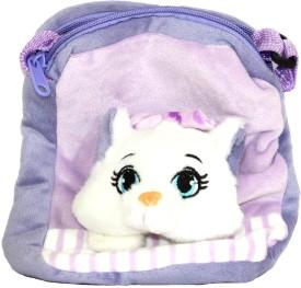Play N Pets Kitty Hand Bag - 18 cm