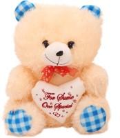 Arihant Online Blue Soft Teddy Bear  - 17 Inch (Blue)