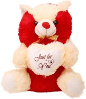 Arihant Online Red Marvelous Teddy Bear  - 17 Inch (Red)