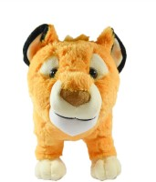 Piku Creations Sweet Lion Cub  - 45 Cm (Multicolor)