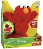 Fisher Price Soft Toys Fisher Price Chatters Elmo