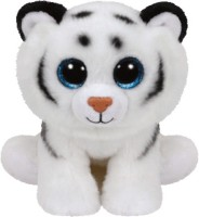 Jungly World Tundra-White Tiger Reg  - 6 Inch (Multicolour)