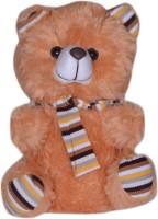 Paisa Worth Soft Light Teddy Bear Stuf Toy St15  - 9 Inch (Brown)