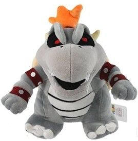 Super Mario Brothers super mario bros bowser koopa dry bone grey 10
