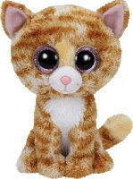 Jungly World TABITHA - Tabby Cat Reg  - 6 Inch (Multicolor)