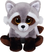 Jungly World Badit-Raccoon Reg  - 6 Inch (Multicolour)