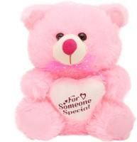 Arihant Online Pink Dumpy Teddy Bear  - 16 Inch (Pink)