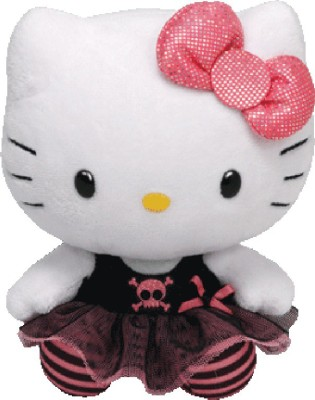 Jungly World HELLO KITTY - Punk  - 6 Inch (Multicolor)