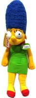 Scrazy Super Smart Disney Cartoon Character Simpne Aunty  - 20 Cm (Multicolor)