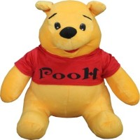 Meeras Disney Character Winnie The Pooh  - 8 (Yellow)